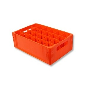 Esquire Dairy & Bottle Crate for 24 bottles