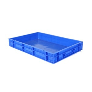 Esquire food & industrial plastic crate 600 x 400 x 085 CC