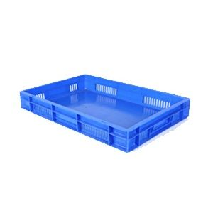 Esquire food & industrial plastic crate 600 x 400 x 085 SP