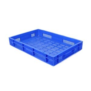 Esquire food & industrial plastic crate 600 x 400 x 085 TP