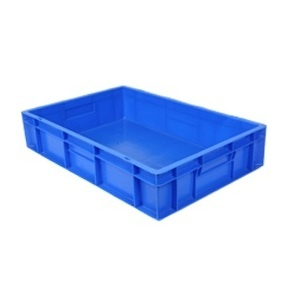 Esquire food & industrial plastic crate 600 x 400 x 125 CC