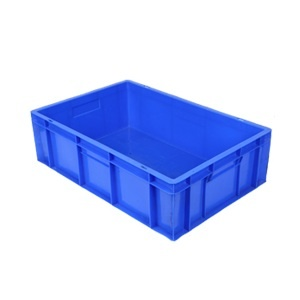 Esquire food & industrial plastic crate 600 x 400 x 175 CC