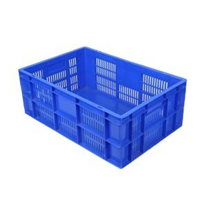 Esquire food & industrial crate 600 x 400 x 225 SP