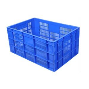 Esquire food & industrial crate 600 x 400 x 285 TP