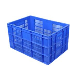 Esquire food & industrial crate 600 x 400 x 325 TP