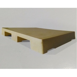 Esquire LLDPE roto-moulded plastic pallet 1000 x 800 x 160