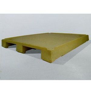 Esquire roto-moulded 3 leg-4 way pallet with safety edge 1200 x 1200 x 160