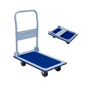 Folding-Steel-Platform-Trolley-150-kgs - The Meta Store