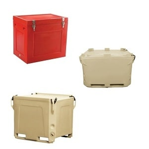 Insulated plastic ice boxes - The Meta Store